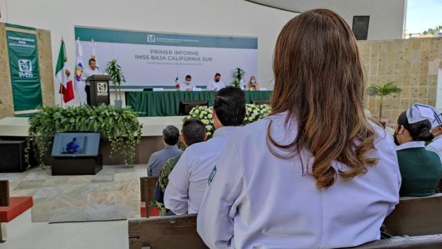 IMSS presenta medidas en servicio médico