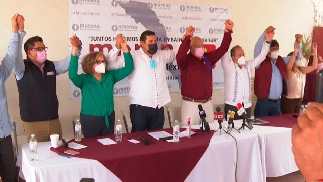 Manuel Graniel coordinará el proceso electoral por Morena en BCS