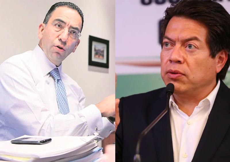"""Delgado buscó a Cabeza de Vaca cuando era candidato de Morena"""""""