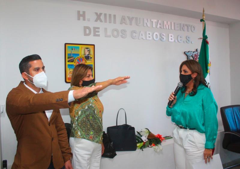 Cabildo aprueba licencia por 92 días para Armida Castro
