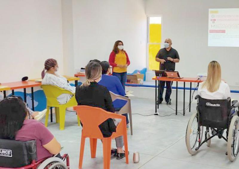 IMDIS Los Cabos capacita a sus colaboradores
