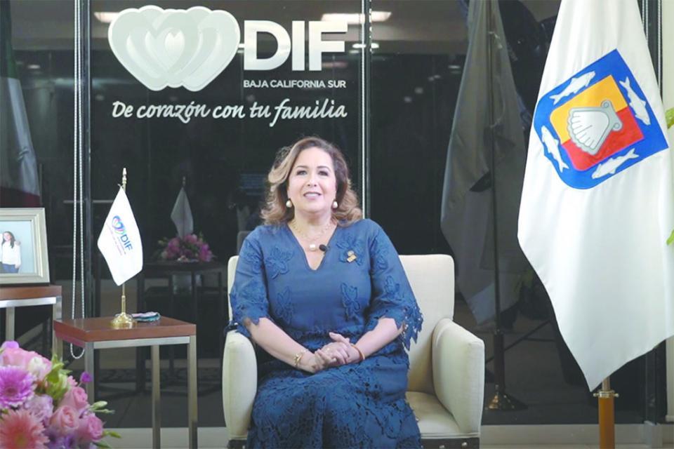 Viven familias de BCS un mejor futuro: SEDIF
