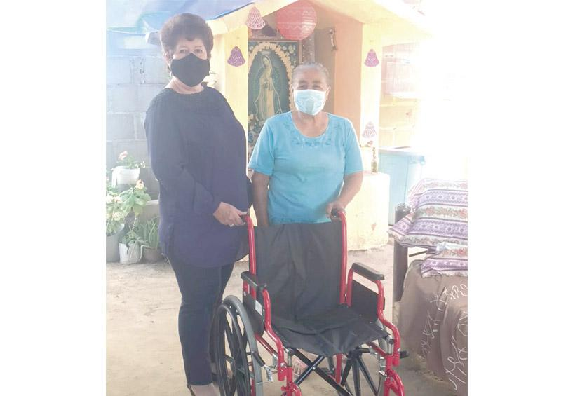 Mantienen apoyos a través del  programa de discapacidad