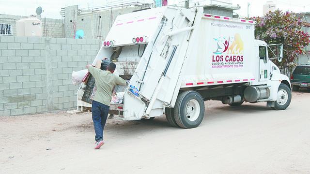 Retiran más de 250 mil toneladas de basura doméstica