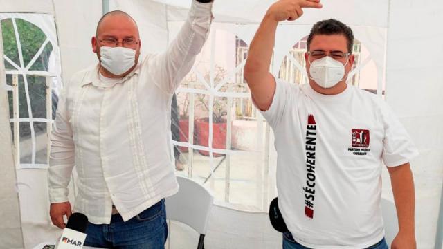 Alejandro Lage buscará la gubernatura, con BCS Coherente