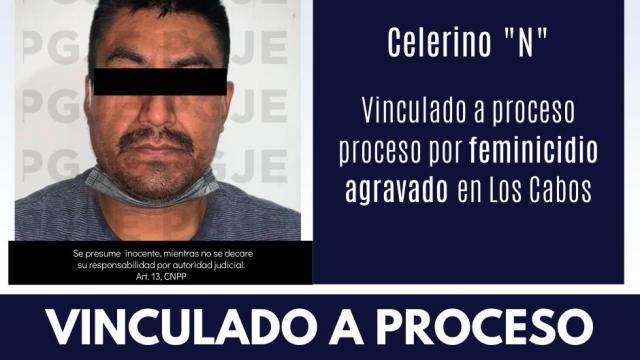 Vinculado a proceso por feminicidio en El Zacatal