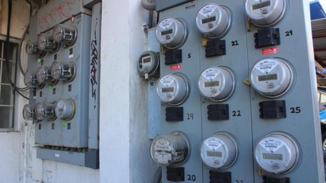 Energía eléctrica en BCS