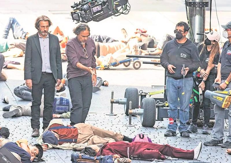 """Alejandro González Iñárritu pone a bailar a todos en """"Limbo"""""""