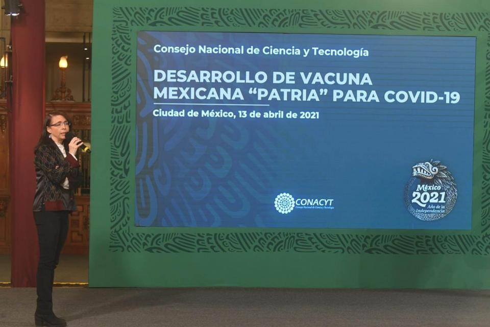 Vacuna mexicana contra covid-19