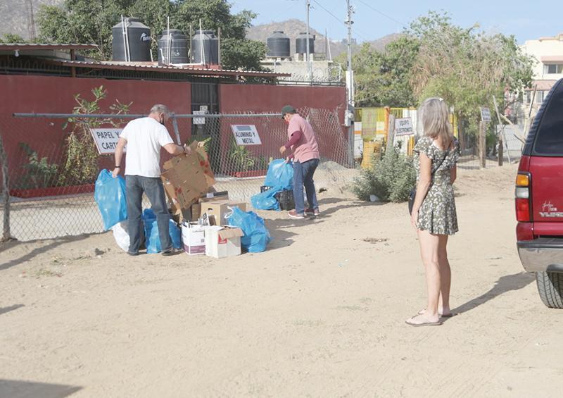 Invitan a crear conciencia sobre la separación de la basura