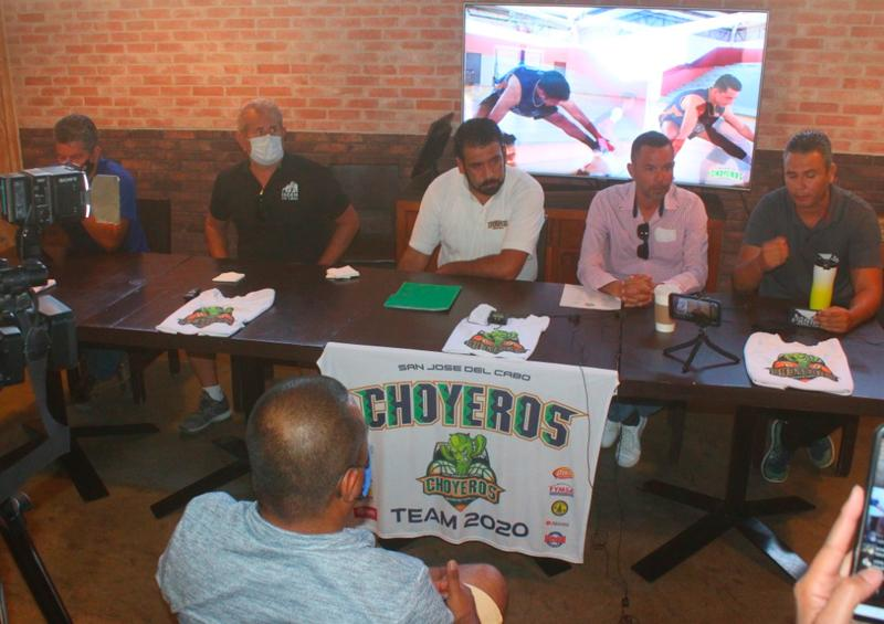 """Equipo """"Choyeros"""" anuncia el inicio de temporada de baloncesto para agosto del 2021"""