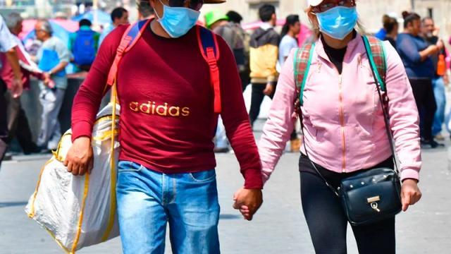 México acumula 204 mil 399 muertes por Covid-19