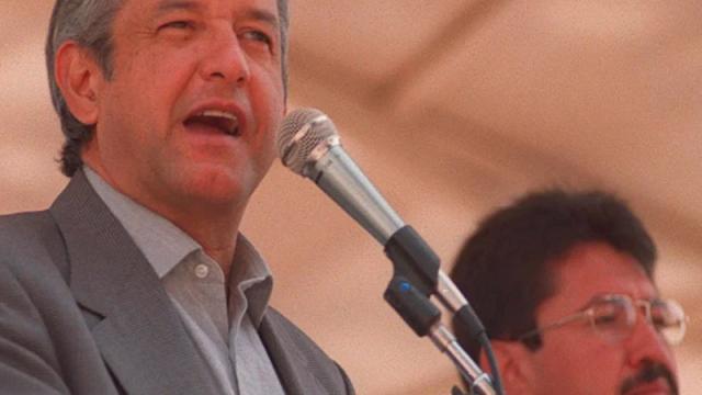 AMLO recuerda cuando Zedillo frenó la candidatura de Monreal