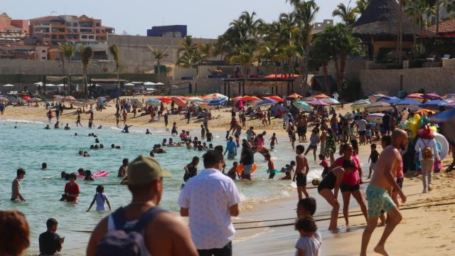 Playas en Semana Santa