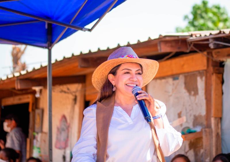 Llegó la hora del verdadero cambio en Los Cabos: Lupita Saldaña