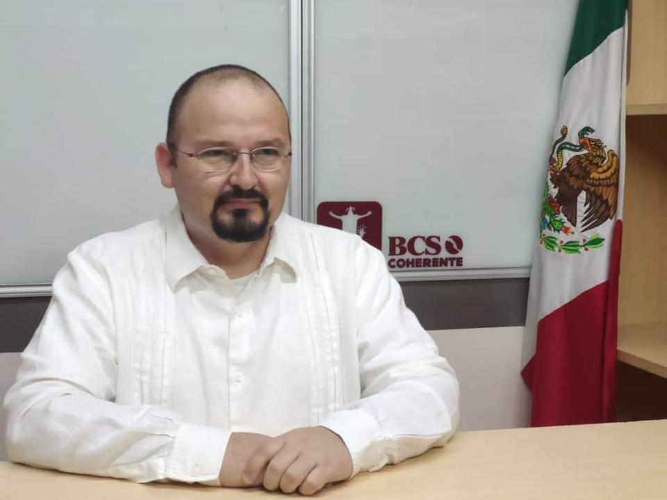 Dirigente estatal de BCS Coherente