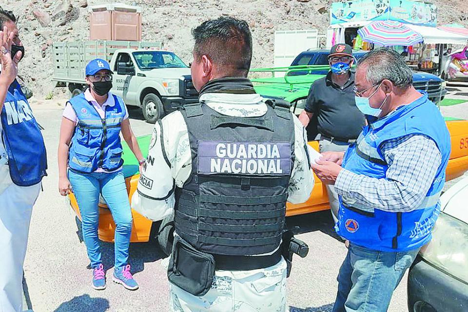 Reporta BCS saldo blanco  durante Semana Mayor
