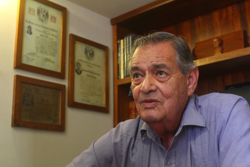 Presidente del Consejo de Cruz Roja Mexicana