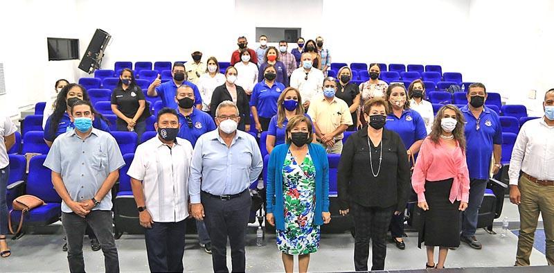 Instalan Comisión Mixta de Escalafón en Los Cabos