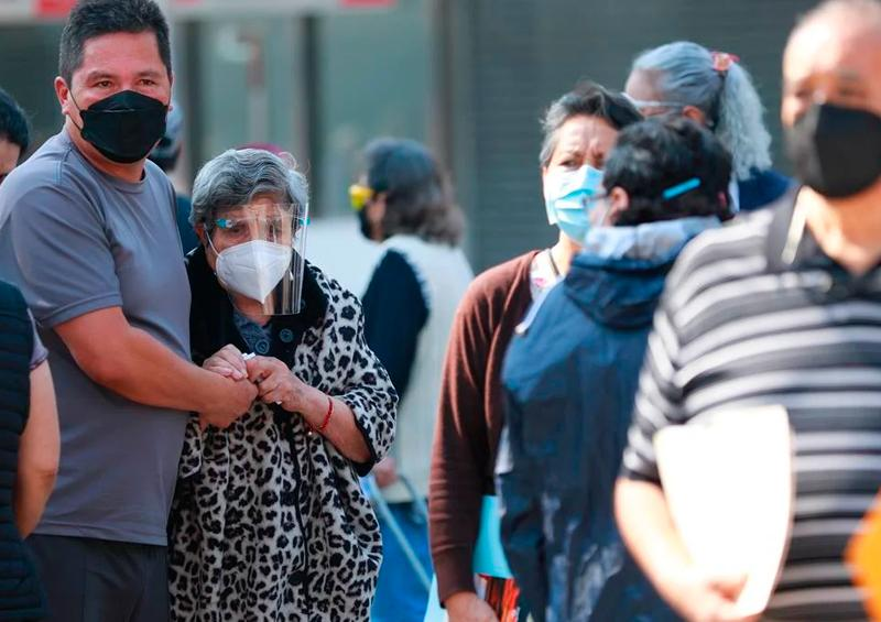 México acumula 204 mil 147 muertes por Covid-19