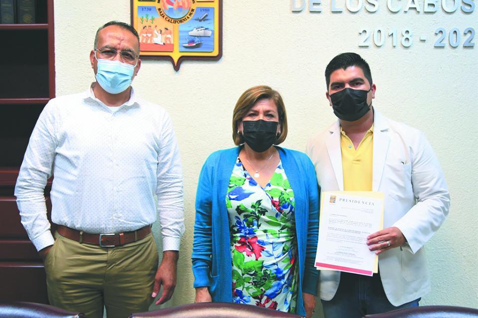 Nombran encargado de Salud municipal