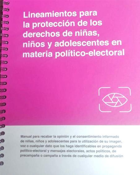 Serán protegidos niños de BCS en materia político-electoral