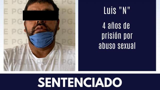 Detenido por abuso sexual a menor