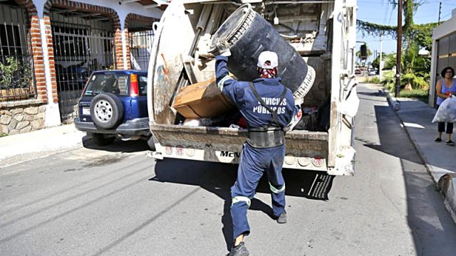 Redoblan esfuerzos para servicio eficiente en recolección