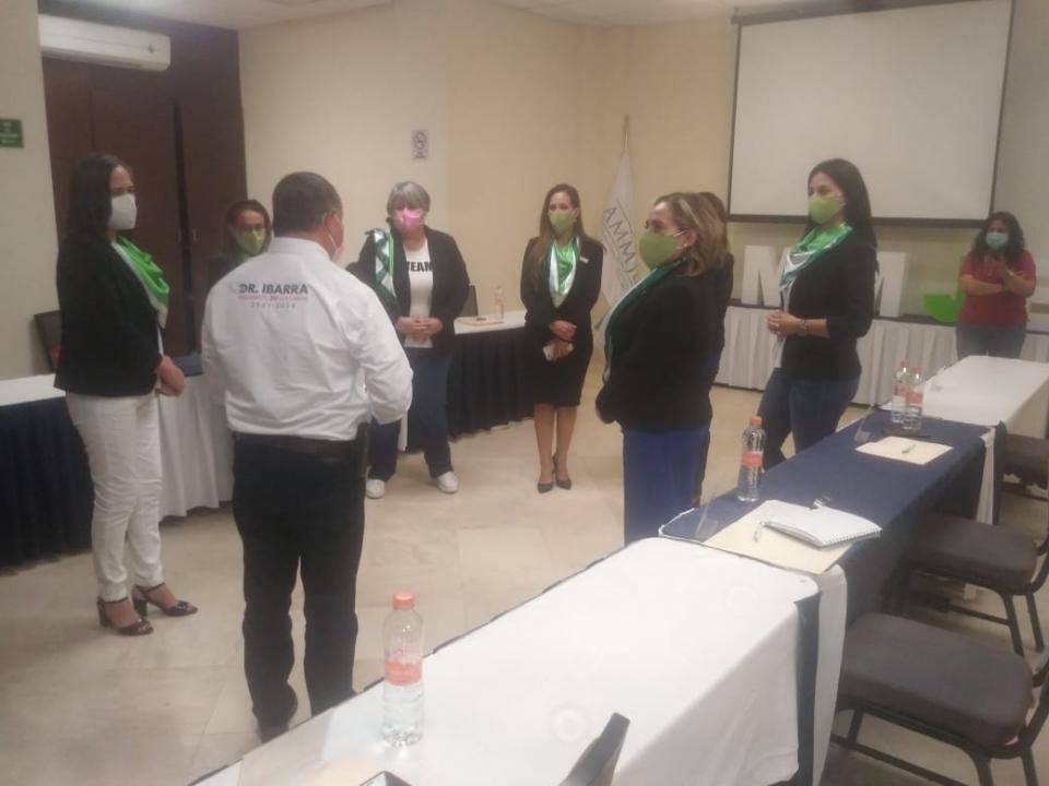 Doc. Ibarra, candidato por el partido Fuerza por México