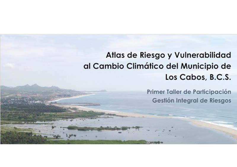 Garantía de desarrollo sustentable con nuevo Atlas de Riesgo