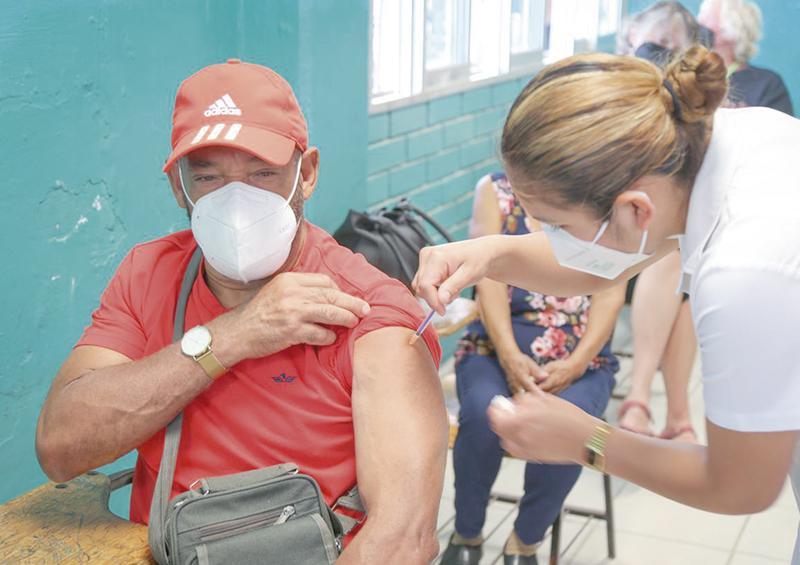 En Los Cabos aplicación de la 2da dosis contra el Covid-19