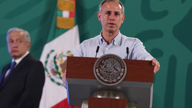 Subsecretario de Salud, Hugo López-Gatell