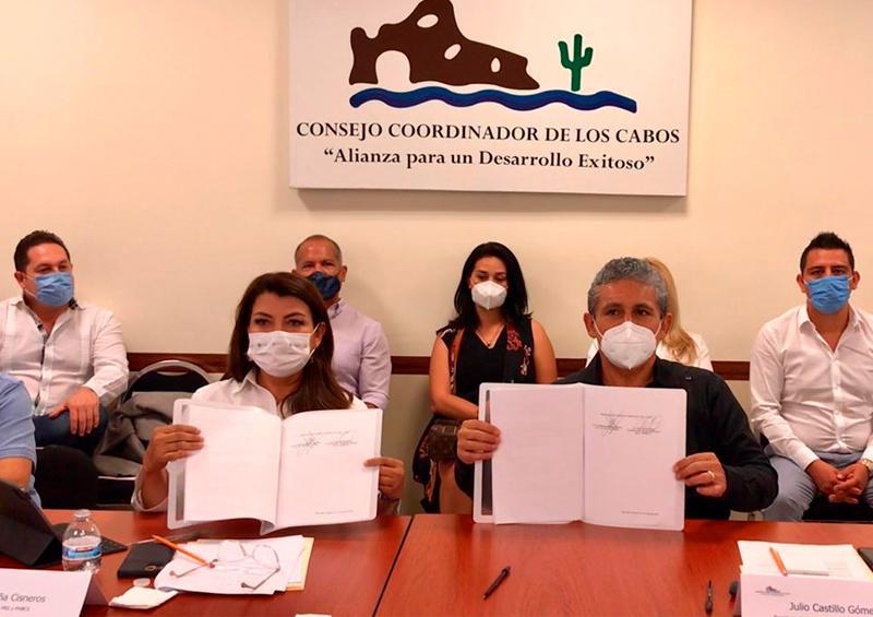 Los Cabos será ejemplo de buen gobierno: Lupita Saldaña