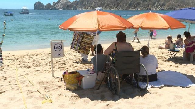 Accesos para personas con discapacidad en playas