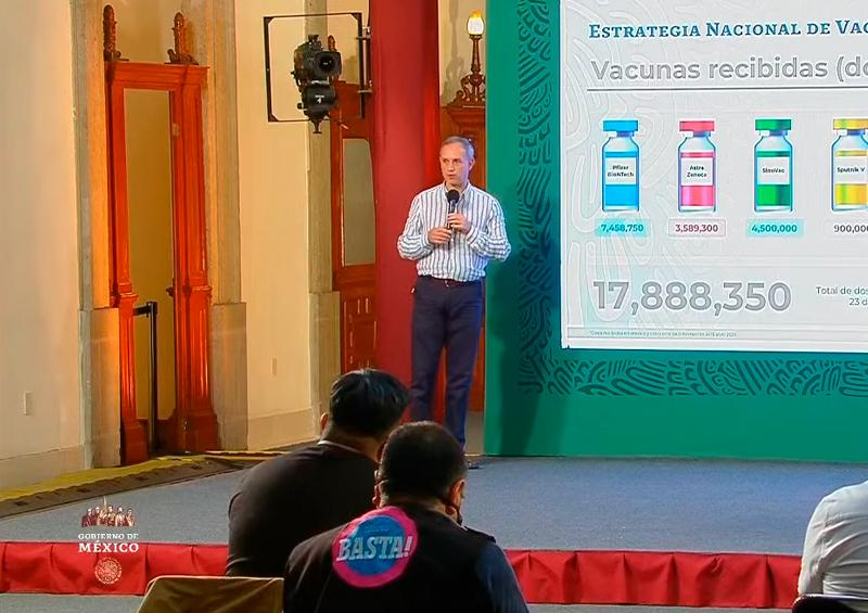 México acumula 211 mil 213 muertes por Covid-19