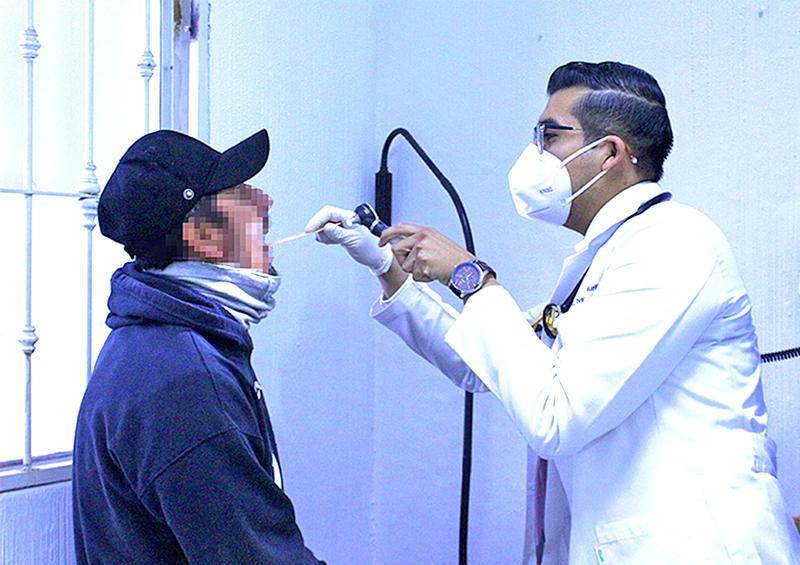 Llama Salud BCS a población a fortalecer prevención contra Covid