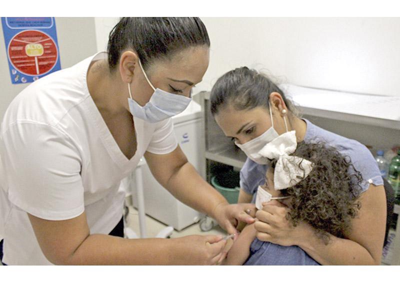 Convoca Salud Estatal a vacunar a menores contra sarampión