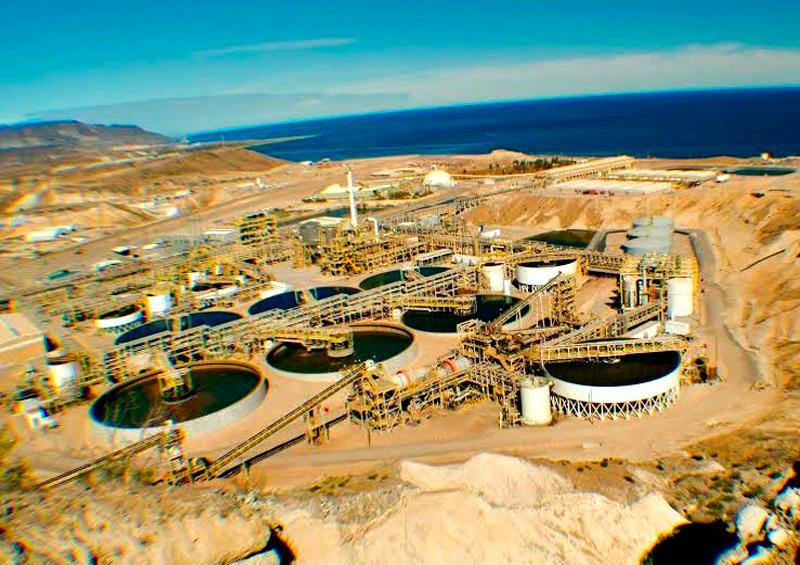 Rechaza AMLO concesiones a minera El Boleo