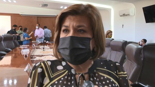 Lorena Cortés, alcaldesa