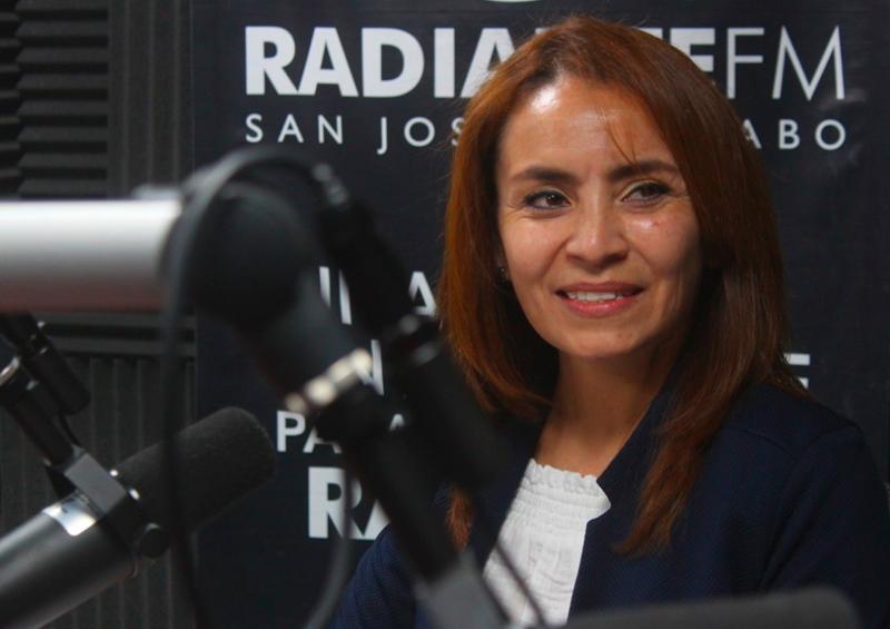 María Concepción Padilla