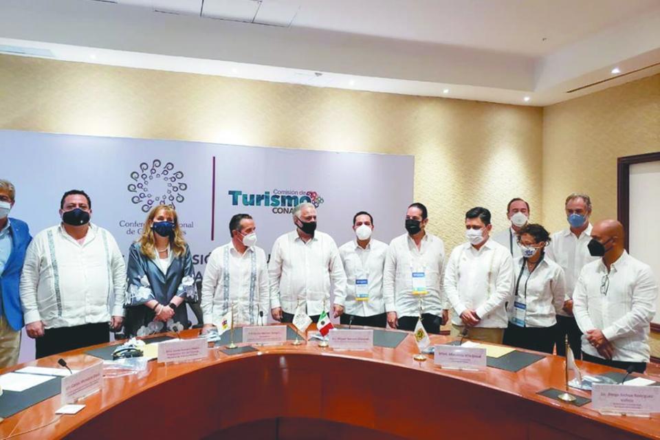 Concluye CMD titularidad en Comisión de Turismo
