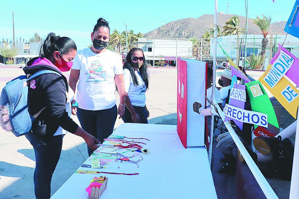 Conmemoran el Día Mundial del Libro en Los Cabos