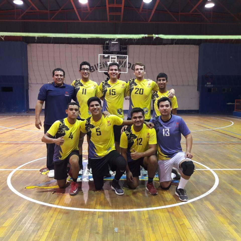 Mundial de voleibol