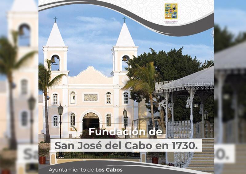 Conmemoran 291 aniversario de la Fundación de SJC