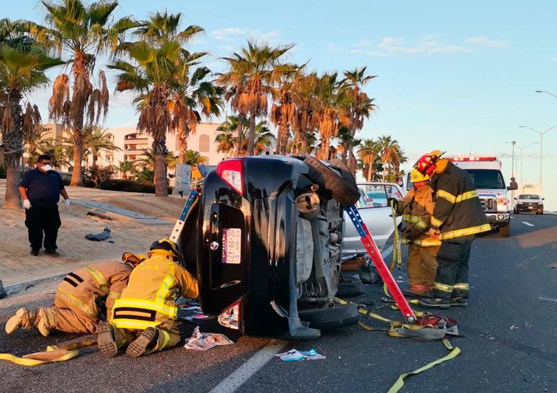 Una persona pierde la vida en accidente vial en Los Cabos