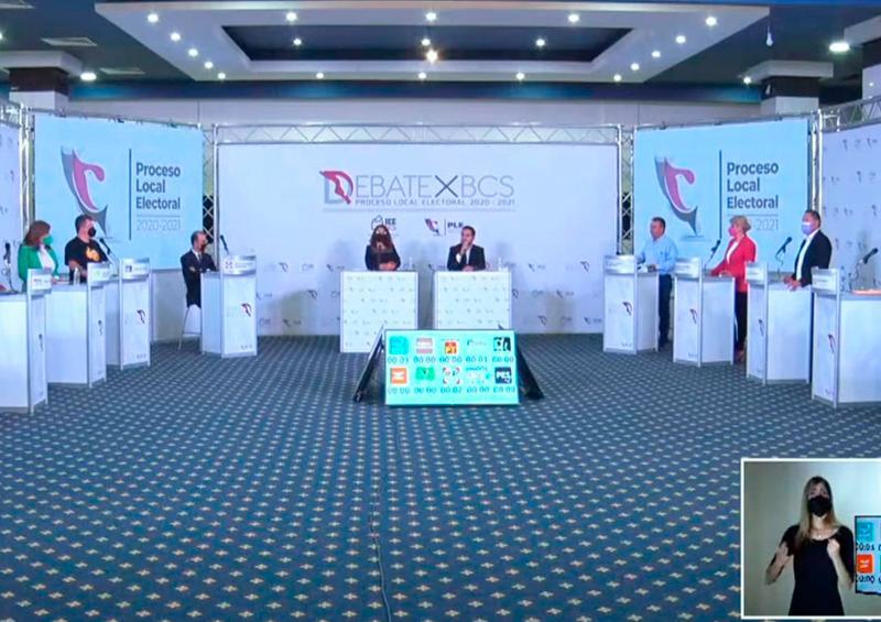 Todo listo para el debate de Coparmex rumbo a la gubernatura
