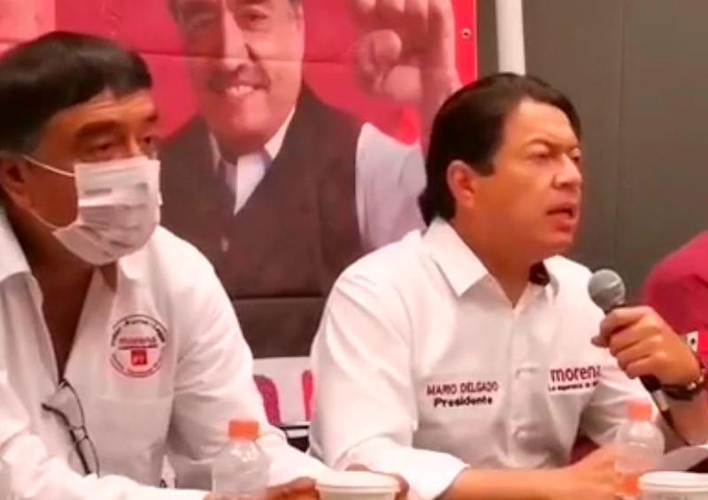Morena denunciará a Francisco Pelayo por delito electoral