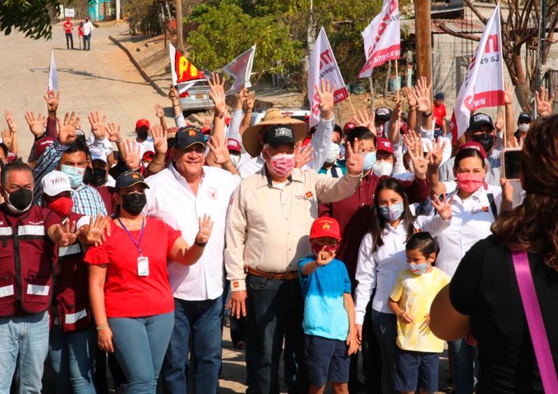 Comunidades rurales saldrán del olvido. Víctor Castro