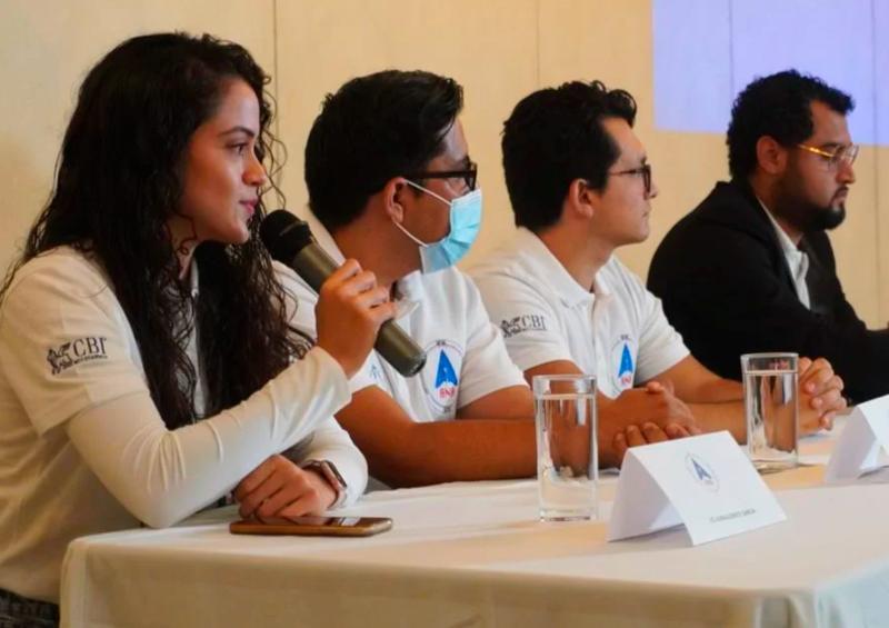 Jóvenes lanzará la primera sonda espacial de Oaxaca