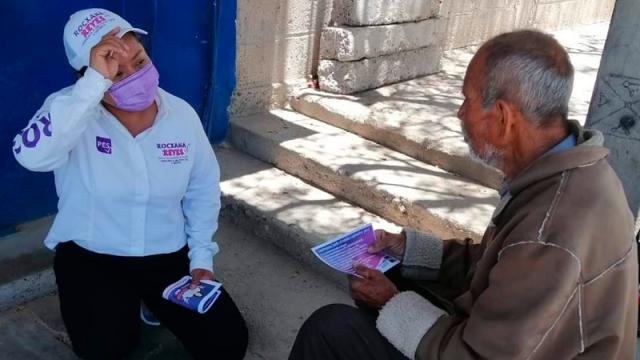 Implementará Rocxana Reyes caravanas de salud